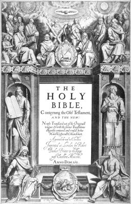 The Not-So-Exact King James Bible