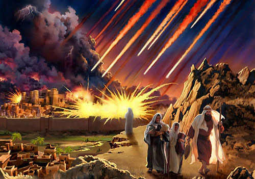 What Was The Sin Of Sodom?